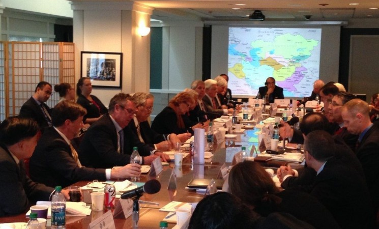 Central Asia: Strategic Context Twenty Years After Independence