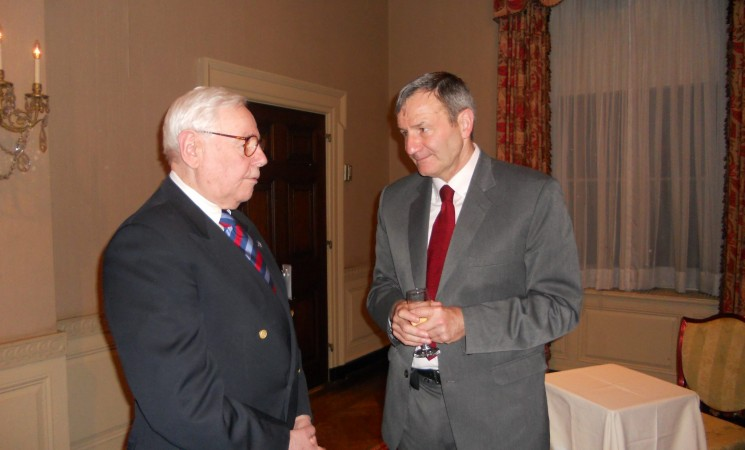 The Militarization of U.S. Foreign Policy featuring Ambassador Karl W. Eikenberry