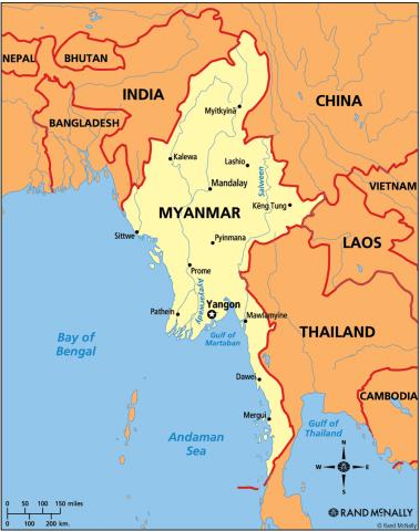 Myanmar_Political