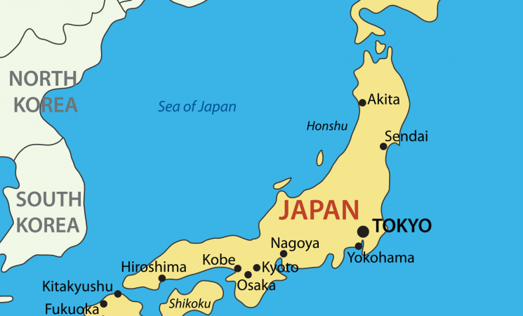 Japan: Stepping Forward but Not Stepping Out