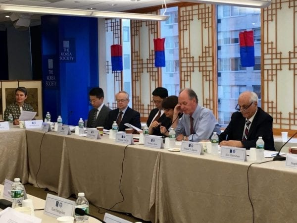 A U.S.-China-ROK-Japan Quadrilateral NCAFP conference