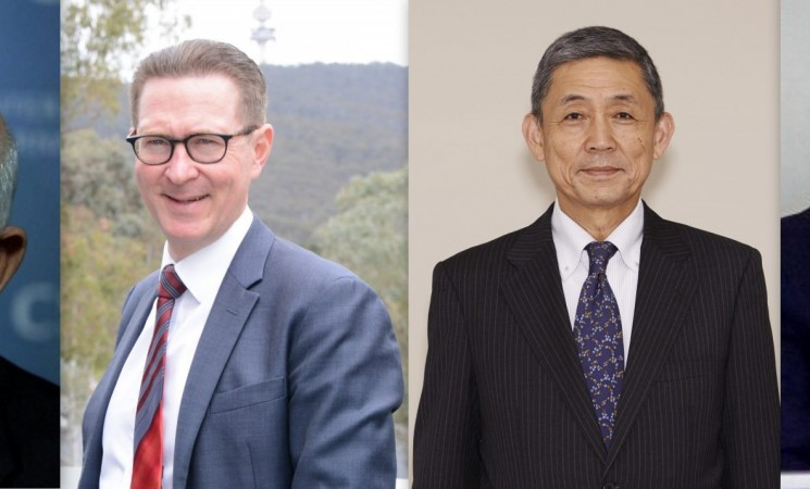 U.S.-Japan-Australia Security Cooperation: Opportunities in Troubled Waters