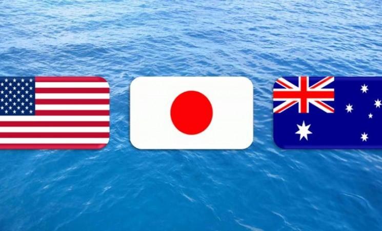 U.S.-Japan-Australia Trilateral Dialogue