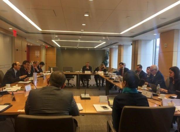 An NCAFP meeting with CICIR on North Korea