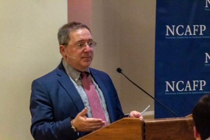David Sanger Talks Cybersecurity