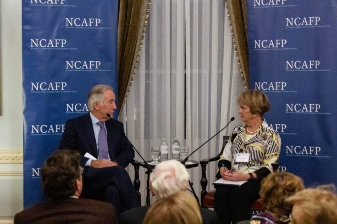 Conversation with Congressman Richard Neal