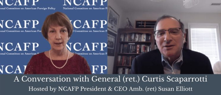 A Conversation with Gen. Curtis Scaparrotti