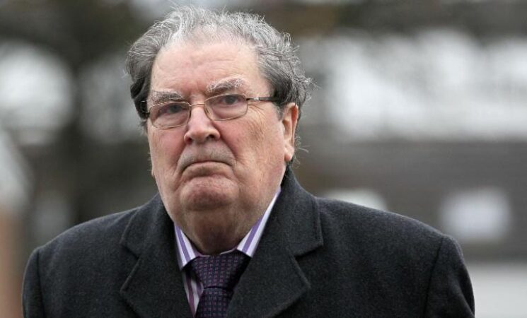 Statement on the Passing of John Hume