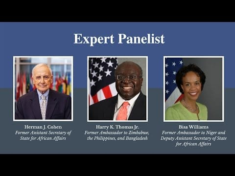 WATCH: US-Africa Policy in Perspective